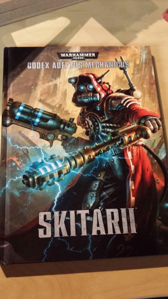 Skitarii Codex