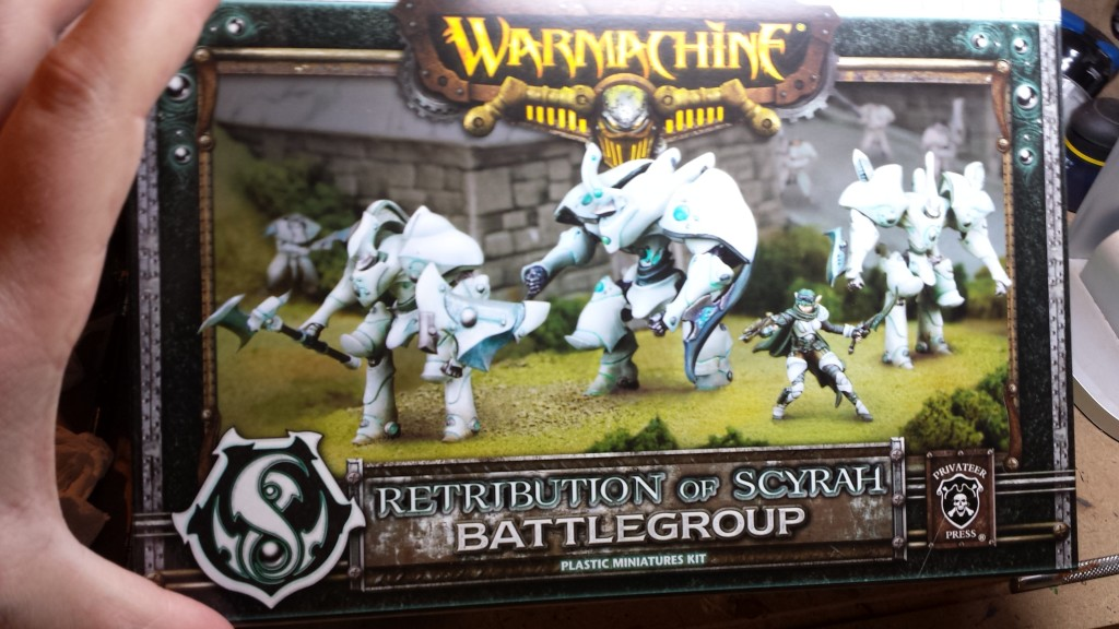 retribution of skyrah battlegroup starter set