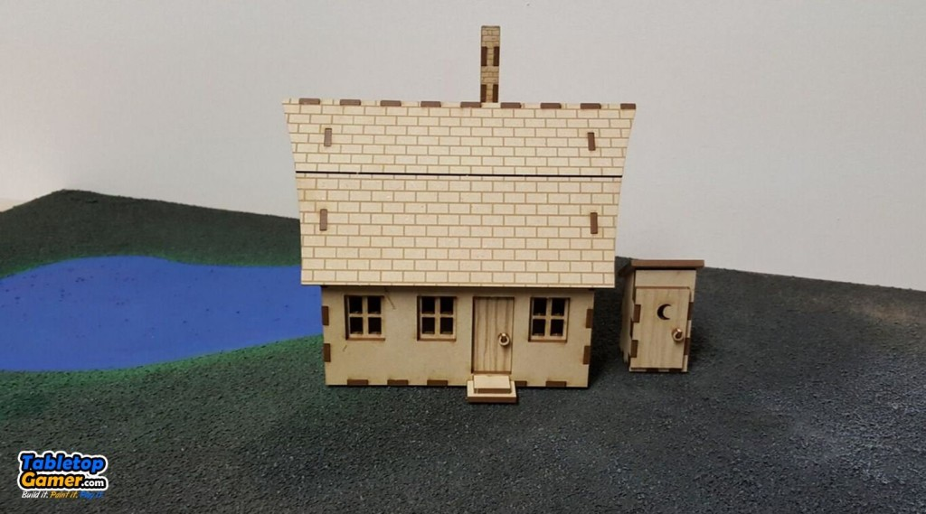 28mm Fantasy Terrain House