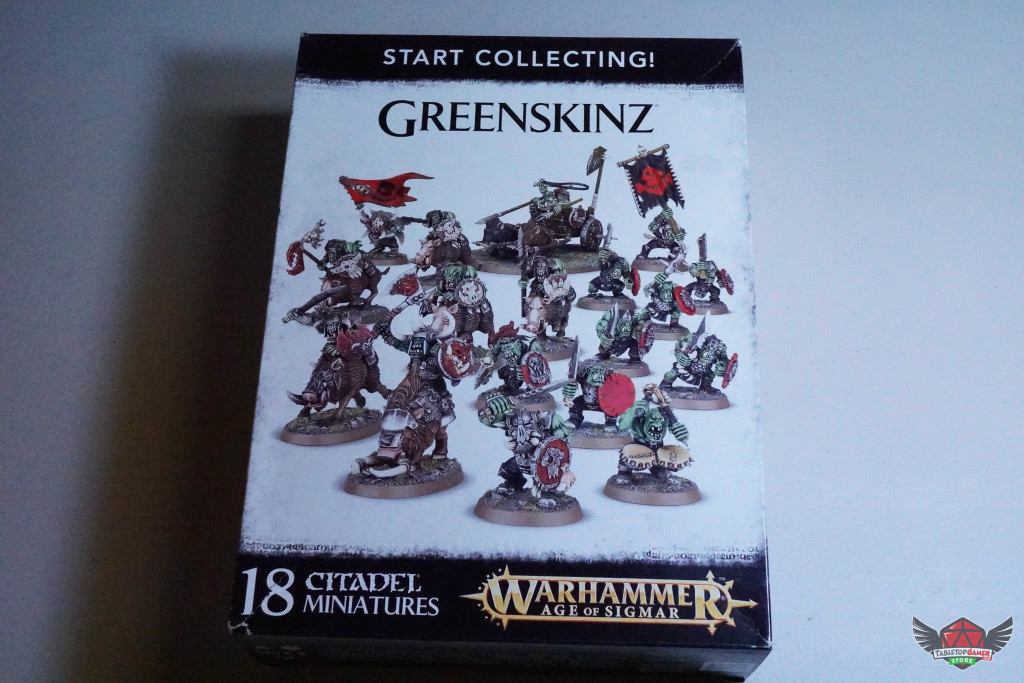 Start Collecting Greenskinz