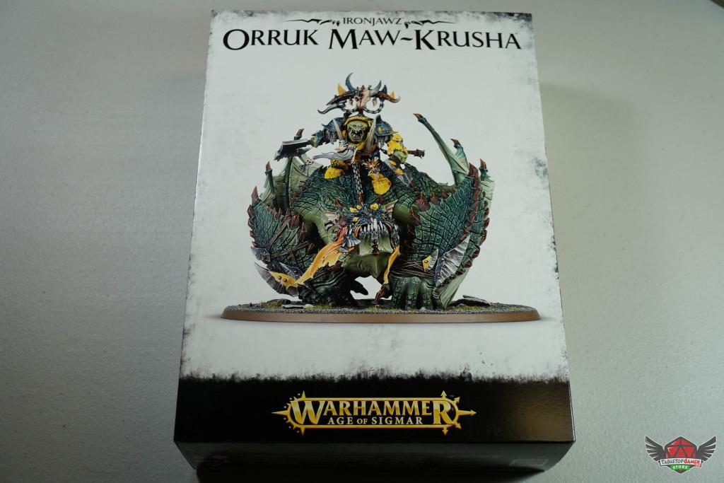 Ironjaws Orruk Maw-Krusha