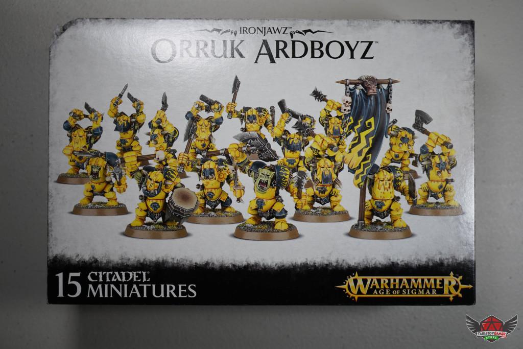 Orruk Ardboyz Unboxing