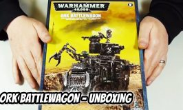 Ork Battlewagon Unboxing