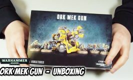Ork Mek Gun Unboxing