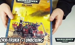 Ork Trukk Unboxing