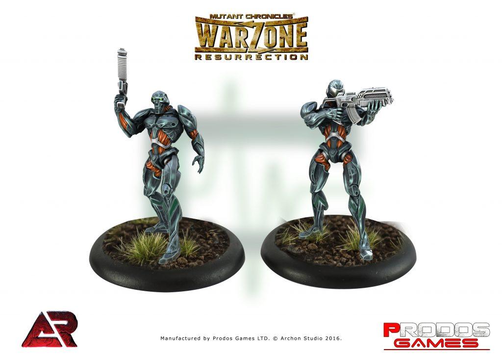 Cybertronic Atilla MK III