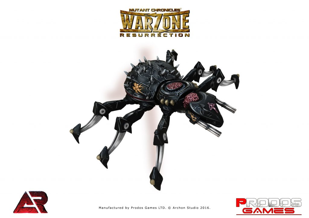 Warzone Resurrection Dark Legion